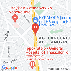 Map EGNATIA PALACE