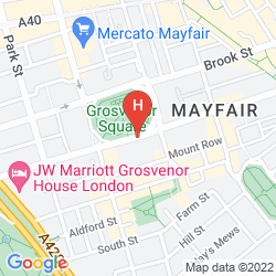 Map LENG'S MAYFAIR