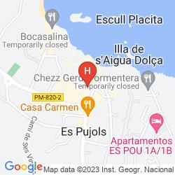 Map ROSALES