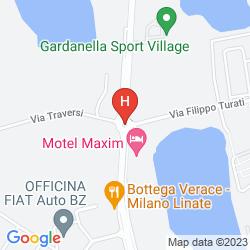 Map NH LINATE