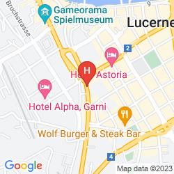 Map ASTORIA