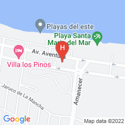 Map CUBANACAN MARAZUL