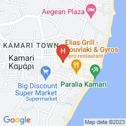 Map AEGEAN VIEW