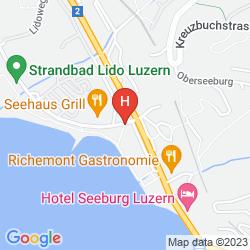 Map SEEBURG