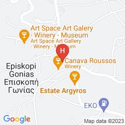 Map ASTIR THIRA