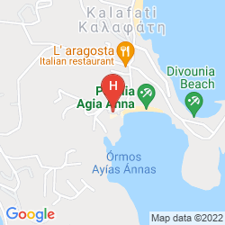 Map ANASTASIA VILLAGE