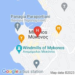 Map MINA BEACH