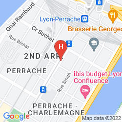 Map CHARLEMAGNE