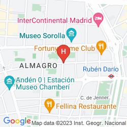 Map SANTO MAURO, AUTOGRAPH COLLECTION