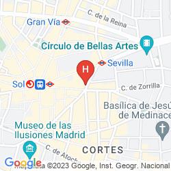 Map ASTURIAS
