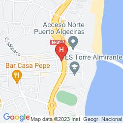 Map AC ALGECIRAS