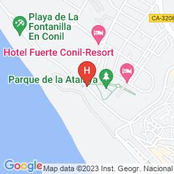 Map CONIL PARK