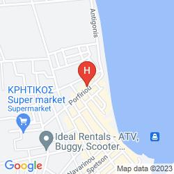 Map ARTEMIS