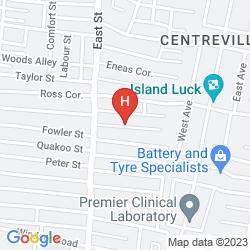 Map NASSAU PALM RESORT & CONFERENCE CENTER