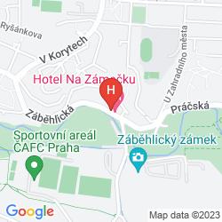 Map NA ZAMECKU