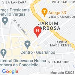 Map MONACO CONVENTION