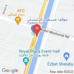 Map HELIOPOLIS TOWERS