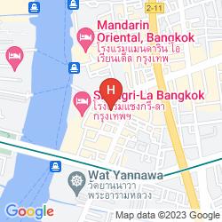 Map BOSSOTEL INN BANGKOK