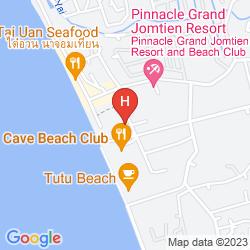 Map BARAMIE RESIDENCE