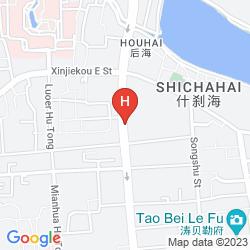 Map ZHONG TANG DE SHENG TRADITIONAL COURTYARD