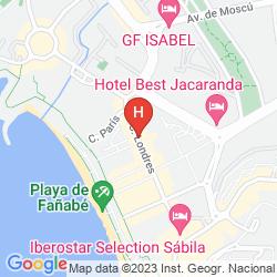 Map YUCCA PARK