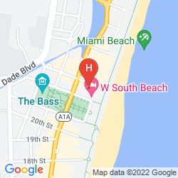 Map W SOUTH BEACH