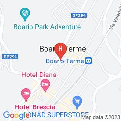 Map RIZZI AQUACHARME HOTEL & SPA