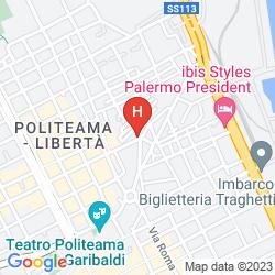 Map VECCHIO BORGO