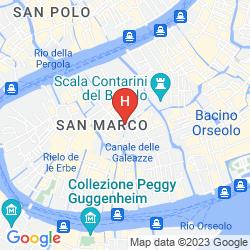Map CA' ALVISE
