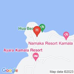 Map CAPE SIENNA HOTEL AND VILLA