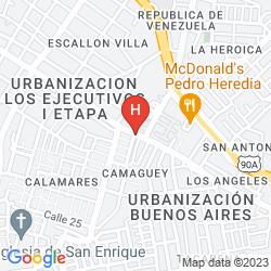 Map EL DORADO TORRE B