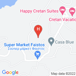 Map CAPSIS CRYSTAL ENERGY