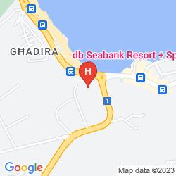 Map DB SEABANK RESORT + SPA