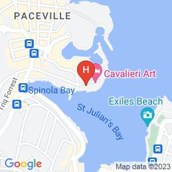Map CAVALIERI ART
