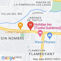 Map SURESTAY HOTEL BY BEST WESTERN PALMARECA