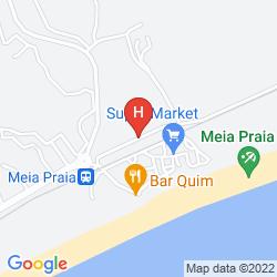 Map VILA GALE LAGOS
