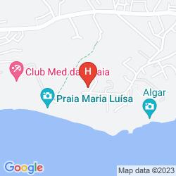 Map CLUBE MARIA LUISA