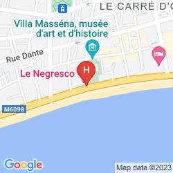 Map NEGRESCO