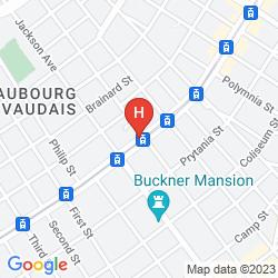 Map AVENUE PLAZA RESORT