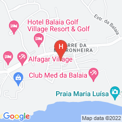 Map BALAIA MAR