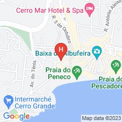 Map VILA RECIFE