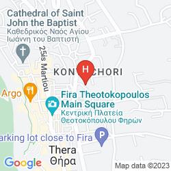 Map VILLA ANEMONE