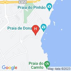 Map CARVI BEACH