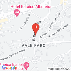 Map GRAND MUTHU FORTE DO VALE