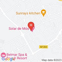Map SOLAR DE MOS