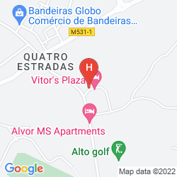 Map VITOR'S PLAZA