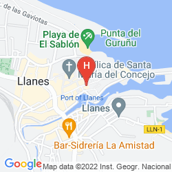 Map DON PACO