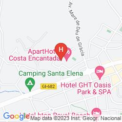 Map COSTA ENCANTADA
