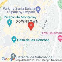 Map EXE PLAZA MERCADO