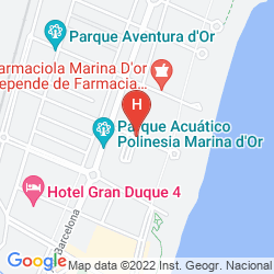 Map Marina D'or Hotel Balneario 5*
